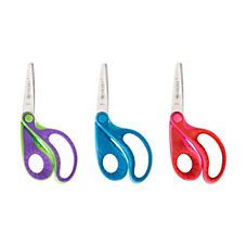 Westcott Ergo Kids Scissors 5 Pointed