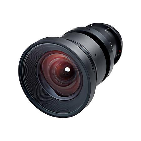 "Panasonic ET-ELW22 - 13.27 mm to 16.56 mm - f/2 - 2.4 - Short Throw Lens - 1.3x Optical Zoom - 5.2""Diameter"