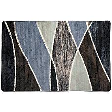 Flagship Carpets Printed Rug 4H x