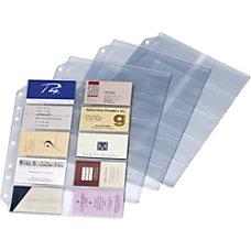 Cardinal EasyOpen Card File Binder Refill