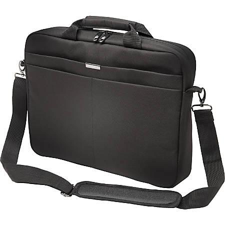 """Kensington K62618WW Carrying Case for 14.4"""" Notebook - Black - Handle, Shoulder Strap"""
