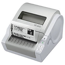 Brother TD4000 Direct Thermal Printer Monochrome