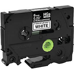 Brother HGES2115PK Black on White Extra