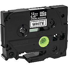Brother HGES2315PK Black on White Extra