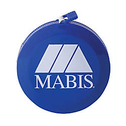 MABIS Fiberglass Retractable Compact Tape Measure
