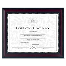 DAX Prestige Document Frame 1312 x