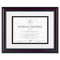 DAX Prestige Inner Border Document Frames