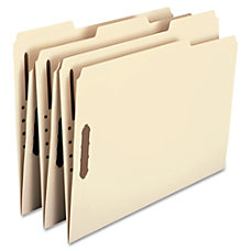 Smead 2 Ply Manila Folders With