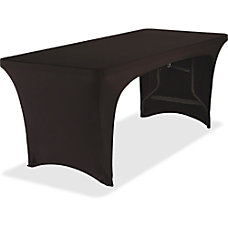 Iceberg Stretch Fabric Table Cover 72