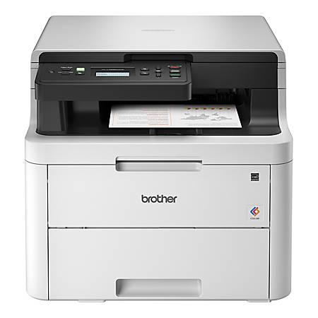 Brother Wireless Digital Color Laser All-In-One Printer, Scanner, Copier, HL-L3290CDW
