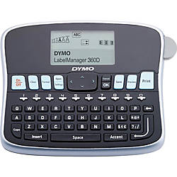 Dymo 360D LabelManager LabelMaker Label 024