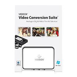 VidBox Video Conversion Suite 20 For