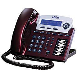 XBLUE Networks X16 Corded Telephone Red