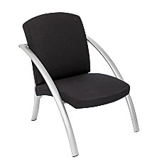 Alba CHNOVA1N Reception Chair Black