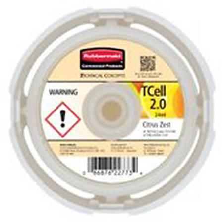 Rubbermaid® T-Cell 2.0 Air Freshener Refill, Citrus