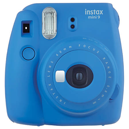 Fujifilm® Instax Mini 9 Instant Film Camera