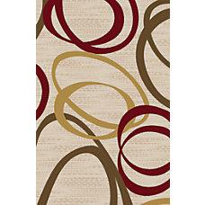 Flagship Carpets Printed Rug Duo 4H