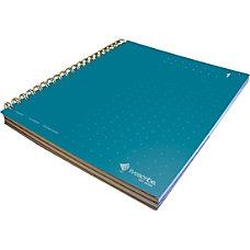 Livescribe Three Subject Notebook 150 Sheet