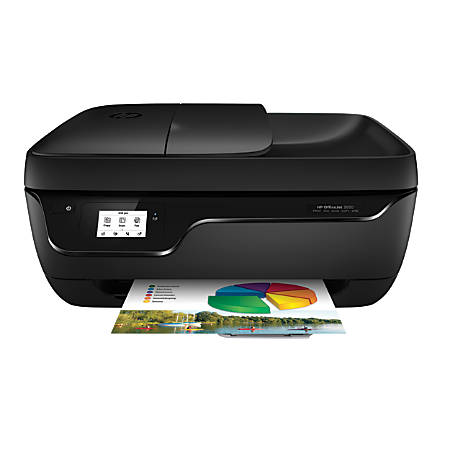 Print HP OfficeJet 3830 All In One