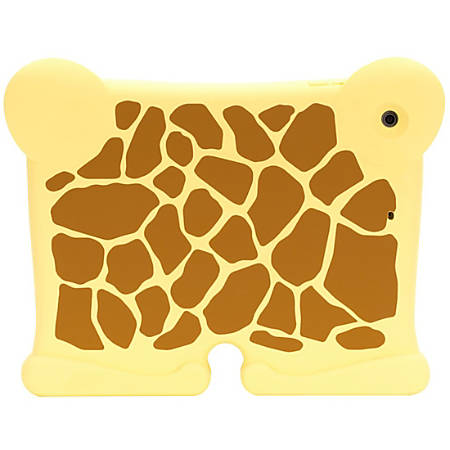 Griffin KaZoo Case for iPad mini 1/2/3 - For iPad mini, iPad mini 2, iPad mini 3, iPad mini with Retina Display - Giraffe - Yellow - Silicone