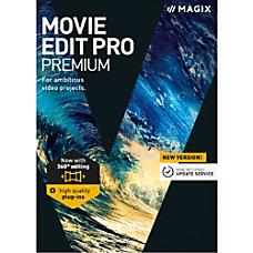 MAGIX Movie Edit Pro Premium Download