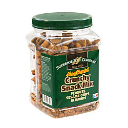 Superior Nut Nuts Honey Roasted Crunch