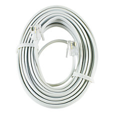 Power Gear Phone Line Cord 25