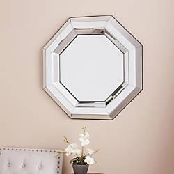 Southern Enterprises Adelina Octagonal Decorative Mirror