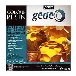 Pebeo Gedeo Color Resin Topaz 750