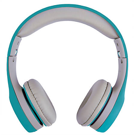 Ativa™ On-Ear Headphones, Teal/Gray, WD-LG01-GREEN
