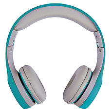 Ativa On Ear Headphones TealGray WD