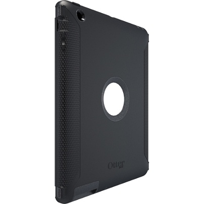 new concept 5c9fb 7efb6 OtterBox iPad 2/3/4 Defender Series Pro Pack Rugged Daily Defense - For  iPad 2, iPad 3, iPad 4 - Black - Drop Resistant, Bump Resistant, Scuff ...