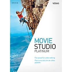 MAGIX VEGAS Movie Studio 14 Platinum
