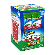 Planters Nut Trition Heart Healthy Mix