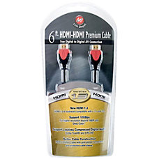 Link Depot HDMI Cable 6 ft
