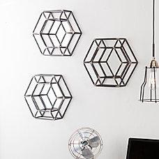 Holly Martin Wyson Honeycomb Wall Mirrors