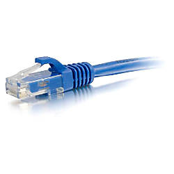 C2G 75ft Cat6 Snagless Unshielded UTP