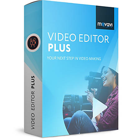 Movavi Video Editor 14 Plus Personal Edition, Download Version