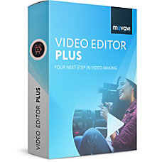 Movavi Video Editor 14 Plus Personal