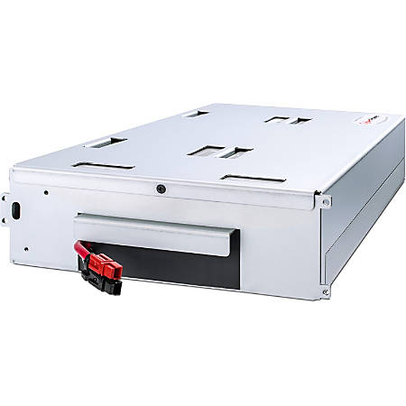 CyberPower RB1270X4A UPS Replacement Battery Cartridge - 7Ah - 12V DC - Maintenance-free Sealed Lead Acid