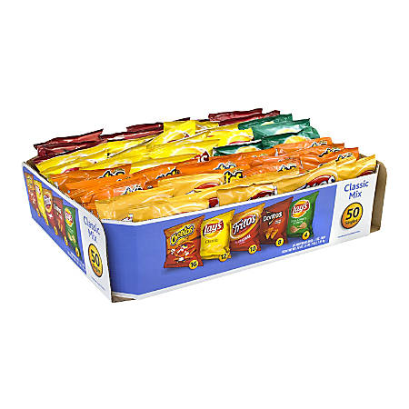Frito-Lay® Classic Mix 50 Count