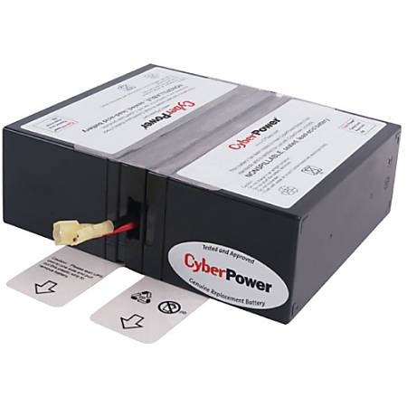 CyberPower RB1280X2D UPS Replacement Battery Cartridge 12V 8AH