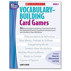 Scholastic Res Gr 4 Vocab Bldg