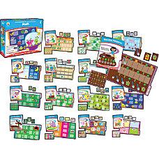 Carson Dellosa Math File Folder Game