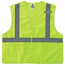 Ergodyne GloWear Safety Vest Econo Breakaway