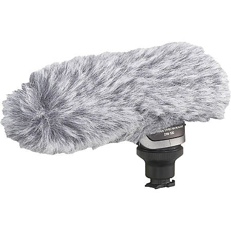 Canon DM-100 Stereo Microphone - Detachable - Stereo - Plug-in