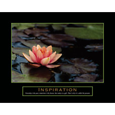 Crystal Art Gallery Motivational Print On
