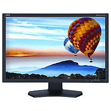 NEC Display PA242W BK 241 LED