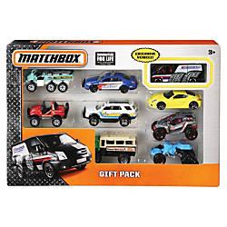 Matchbox Gift Pack Collectible Car Set