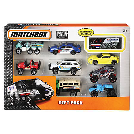 Matchbox® Gift Pack Collectible Car Set, Set Of 9 Cars